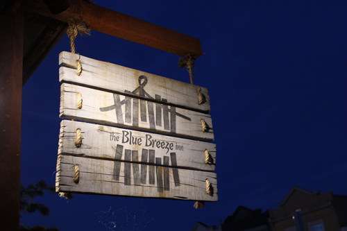 blue breeze inn