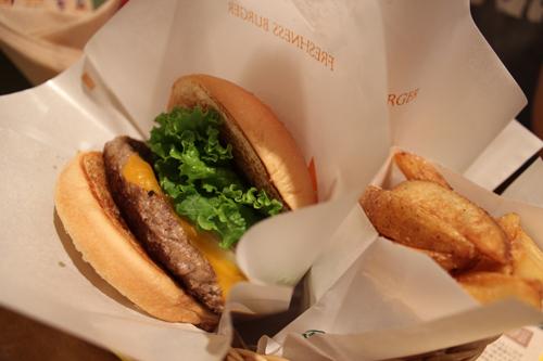 freshness burger2